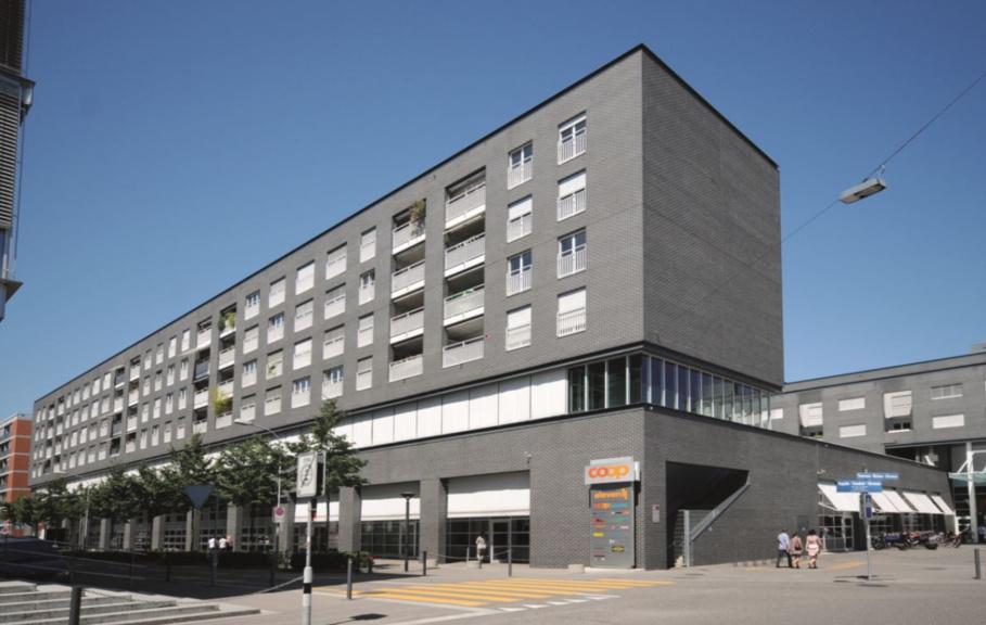Sophie Täuber-Strasse 4 8050 Zürich