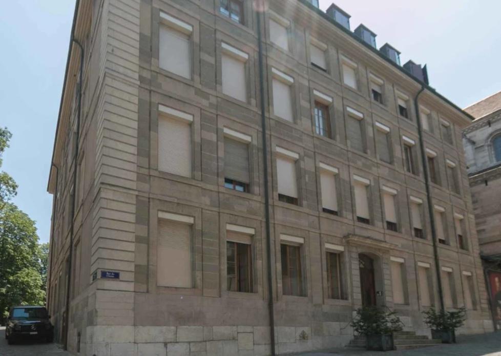 1, rue du Cloître 1204 Genève