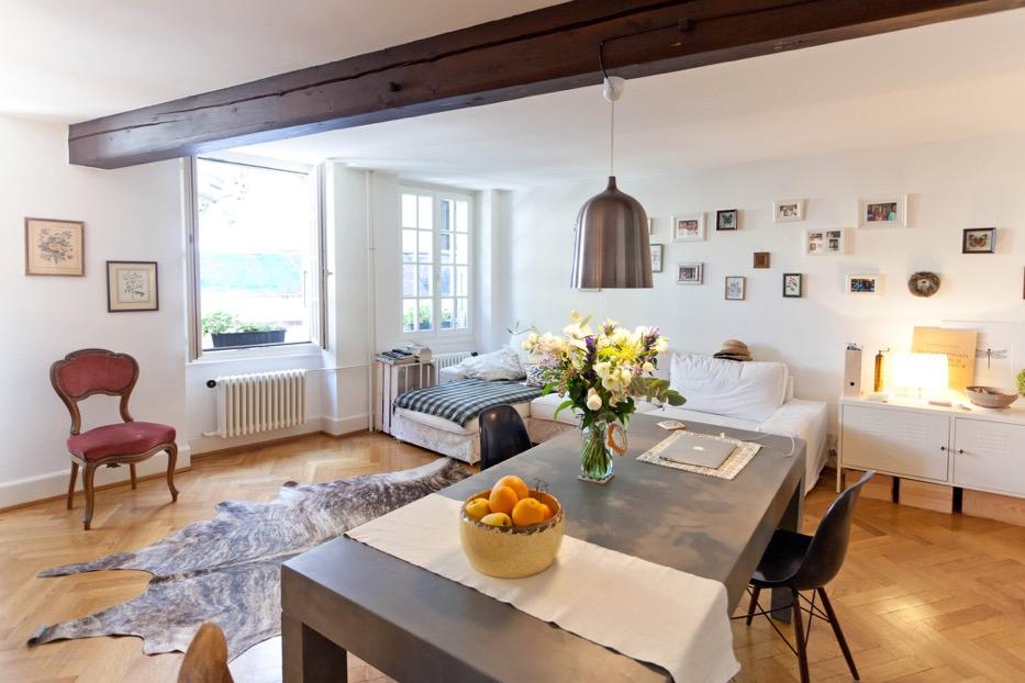 Bel appartement au coeur de Lausanne