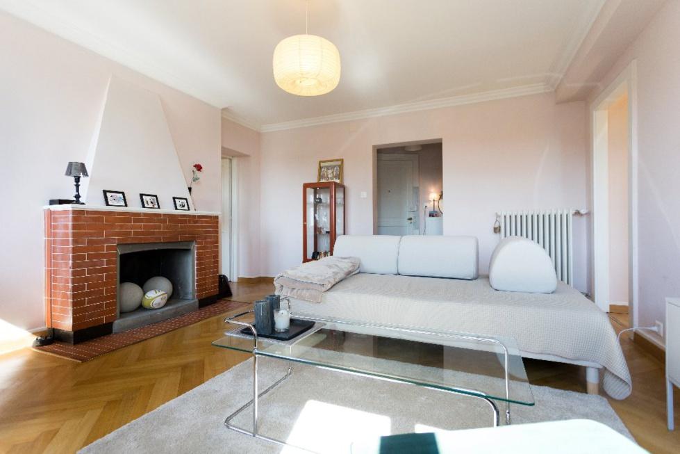 Charmant et grand appartement en plein coeur de Lausanne