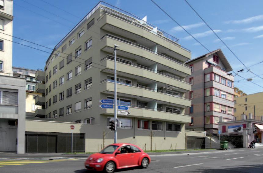 Clochetons 37, Lausanne