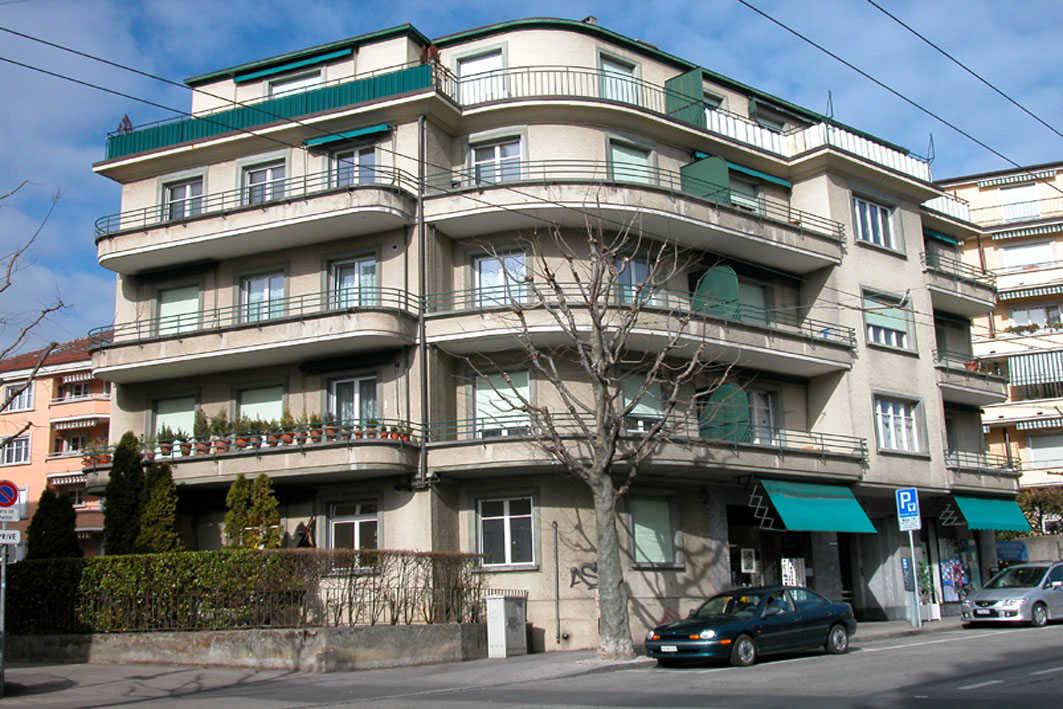 Fantaisie 2, 1006 Lausanne