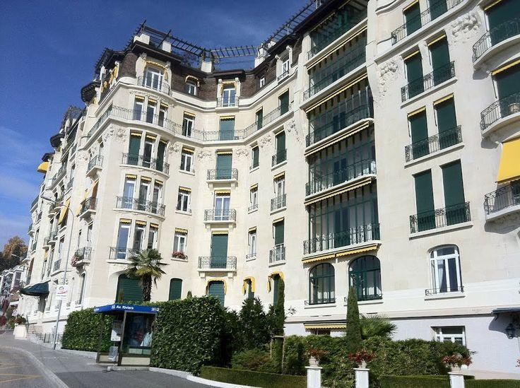 Riant-Chateau, Territet-Montreux