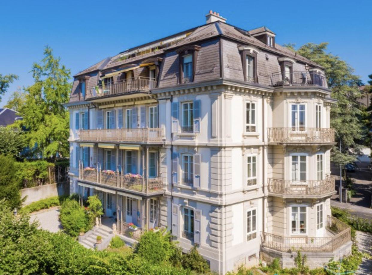 Élysée 40, 1006 Lausanne