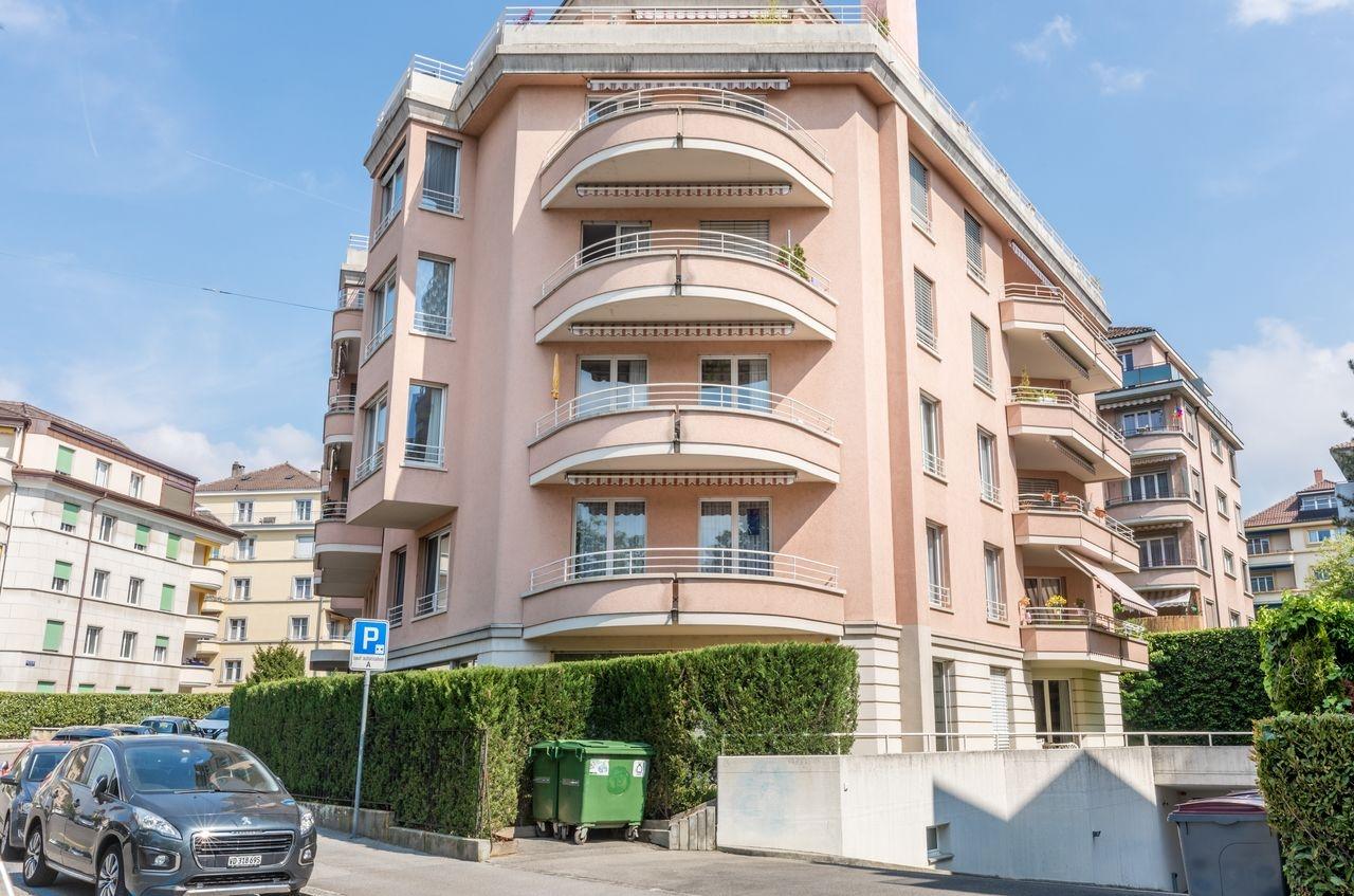 Avenue Maria-Belgia 3, 1006 Lausanne